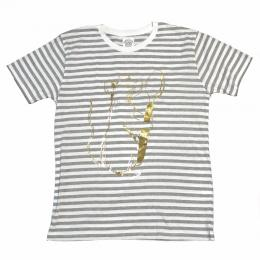 DE DE MOUSE spoon T-shirts(gold)